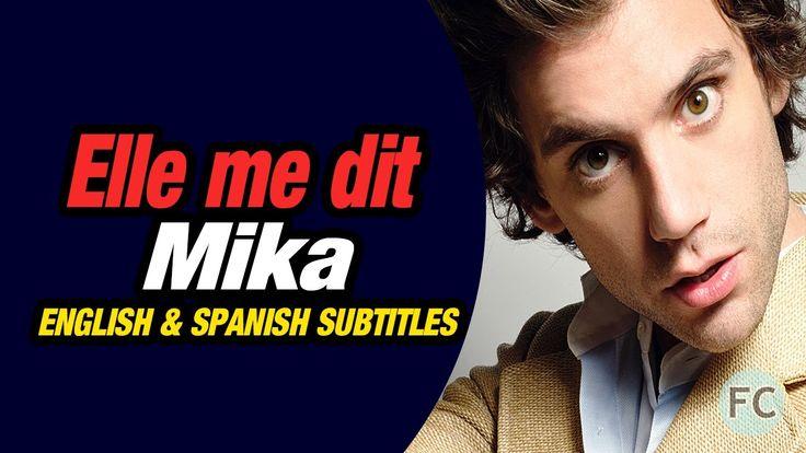 Frenchcircles Karaoke Mika Elle Me Dit  (Lyrics in French, English and S...