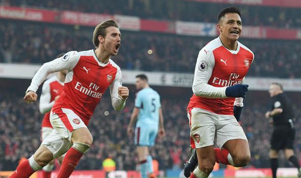 Arsenal 2-1 Burnley: 10 key stats including the Gunners star who had over 100 touches   via Arsenal FC - Latest news gossip and videos http://ift.tt/2jlYPt2  Arsenal FC - Latest news gossip and videos IFTTT