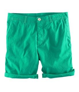 H & M Men's green straight-cut shorts. #RTRSUMMEROFSTYLE