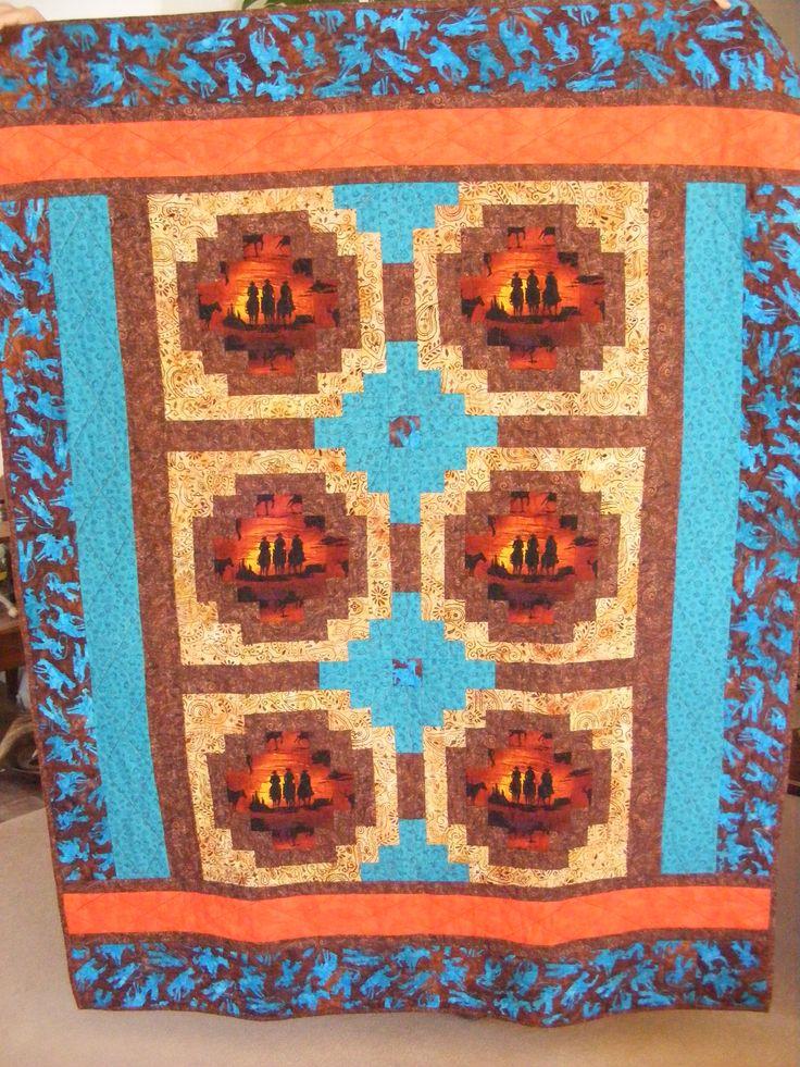 950 Best Cowboy Quilt Ideas Images On Pinterest Cowboy