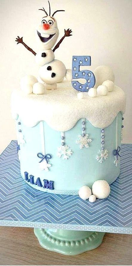 Olaf Cake                                                                                                                                                                                 Más