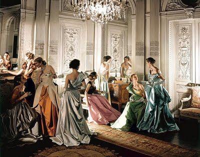 Cecil Beaton for Vogue 1948