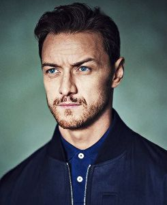 James McAvoy he's a great actor who can play such diverse roles in fact in spilt he plays 24 different characters
