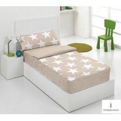 SACOS NORDICOS STARS beige cama 90