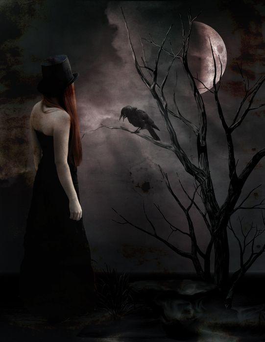 surrealistic fantasy gothic filigree dark ages art ...