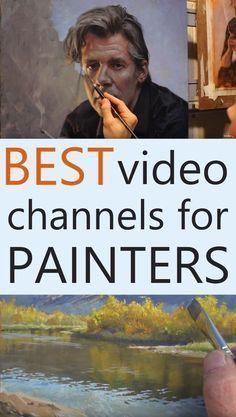 Die BESTEN YouTube-Kanäle zum Zeichnen und Malen lernen. Zeichnen und Malen …