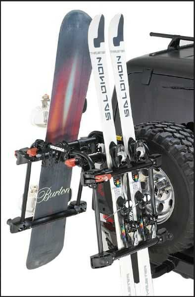 Yakima Hitch Ski Rack $219.00