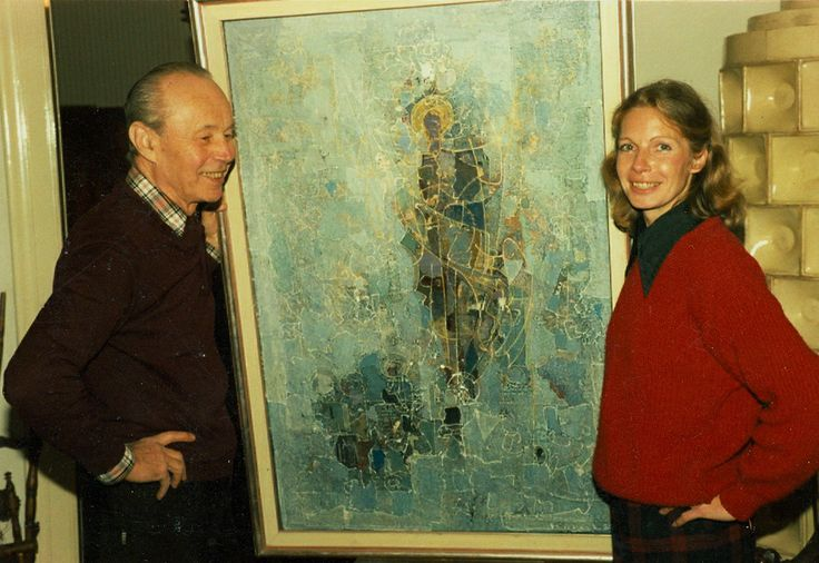 Fischer Ernő és Tolnay felesége