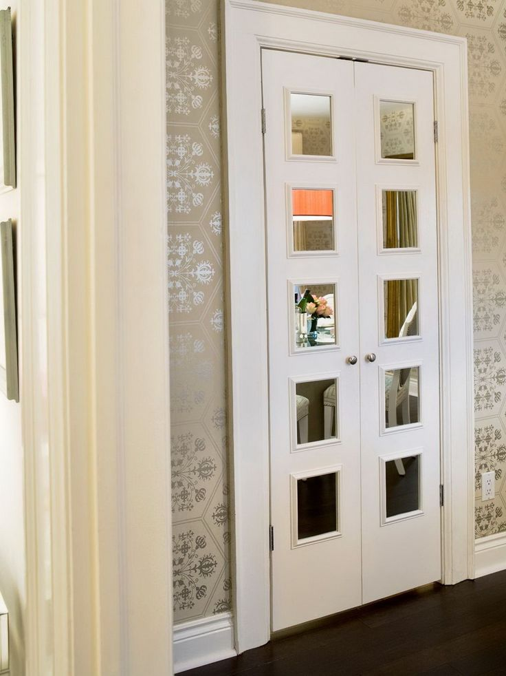 Spectacular Creative Closet Door Alternatives