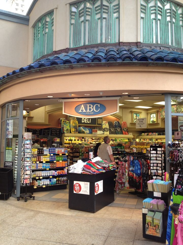 ABC Store - the best souvenir shop in Hawaii