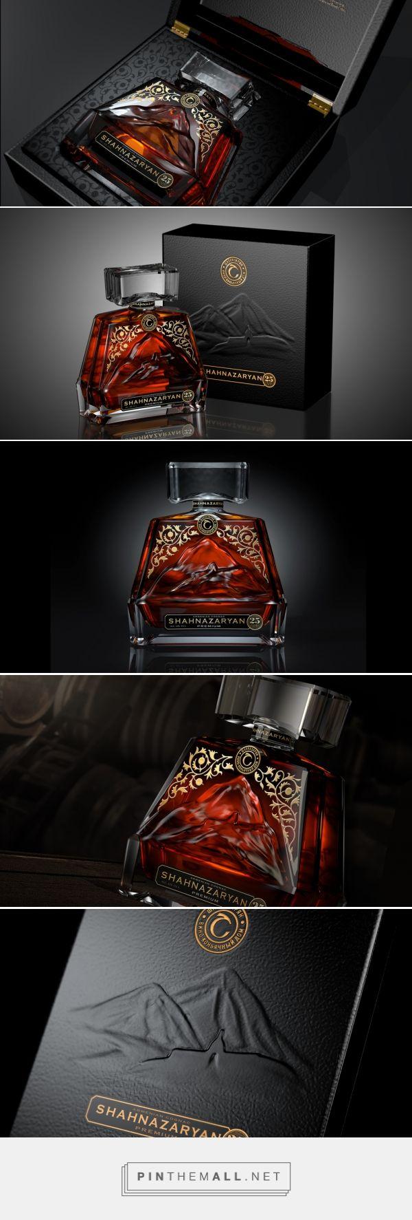 """""""Shahnazaryan"""" - premium cognac 25 years of aging by DSG"""