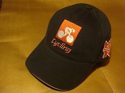 London 2012 olympic #cycling logo  #adult #baseball cap hat rare new with tag,  View more on the LINK: 	http://www.zeppy.io/product/gb/2/172522045060/