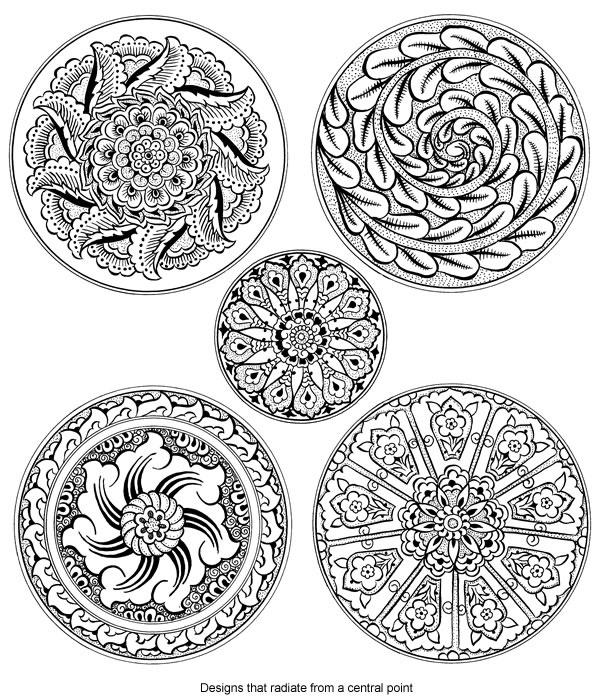 Turkish designs.