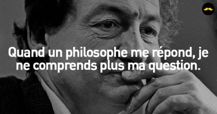 13 citations marquantes signées Mr.Desproges... Entre finesse et humour noir !