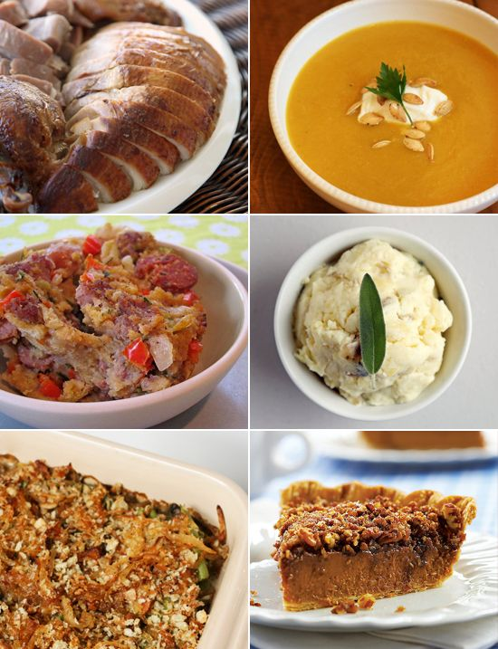 Thanksgiving Menu: a Foodie Thanksgiving