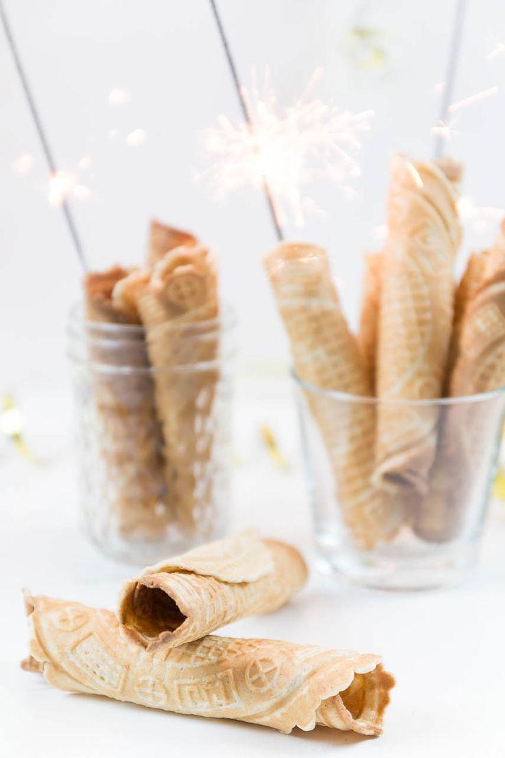 Ostfriesische Neujahrskuchen Rezept - ein tolles Mitbringsel für die Silvesterparty oder Neujahr