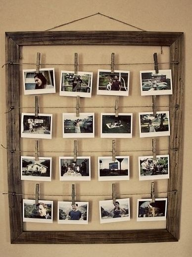 Photo Frame Idea