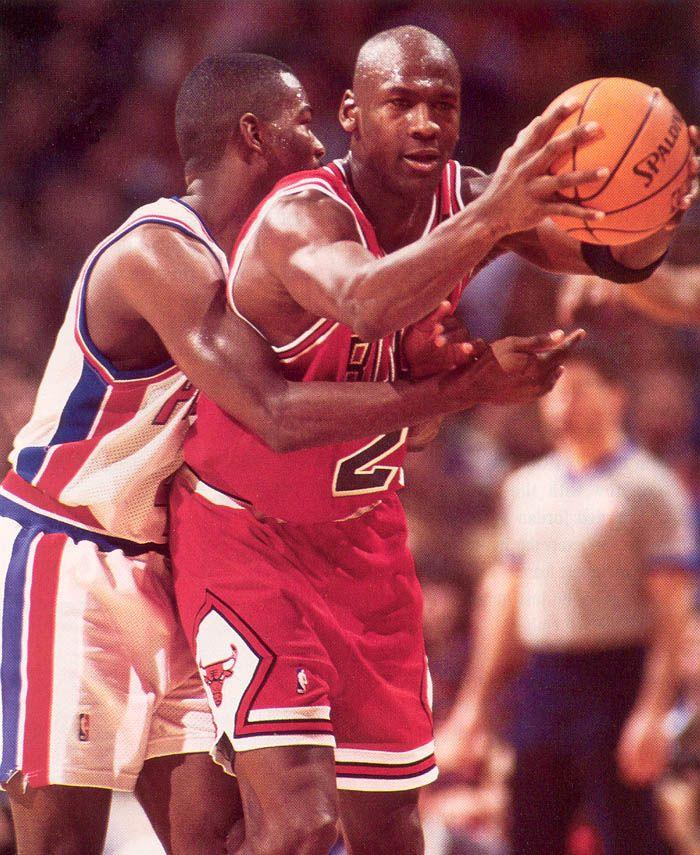 90/91 Pistons - Dumars
