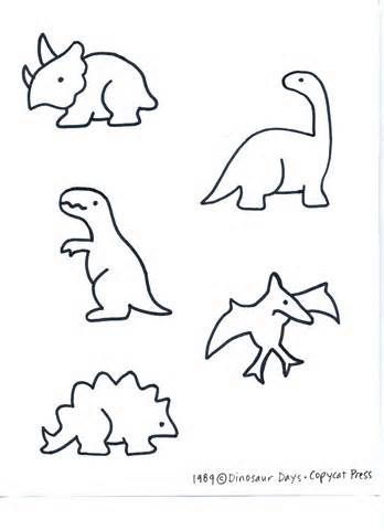 dinosaur shapes printable - Searchya - Search Results Yahoo Image Search Results