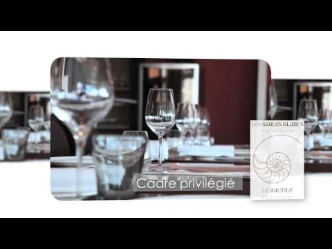 Vidéo de présentation de l'hôtel Les Sables blancs à Concarneau - www.air-media29.com