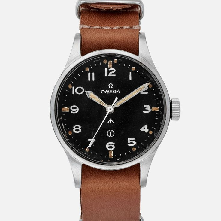 1953 Omega 'Broad Arrow' Military Reference 2777-1 – HODINKEE Shop