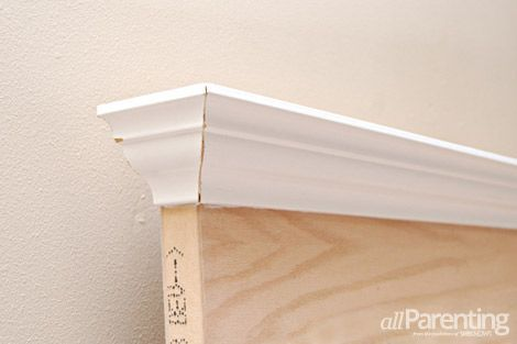 diy headboards made from doors | ... the door. Be sure to use your level to make sure that it is straight