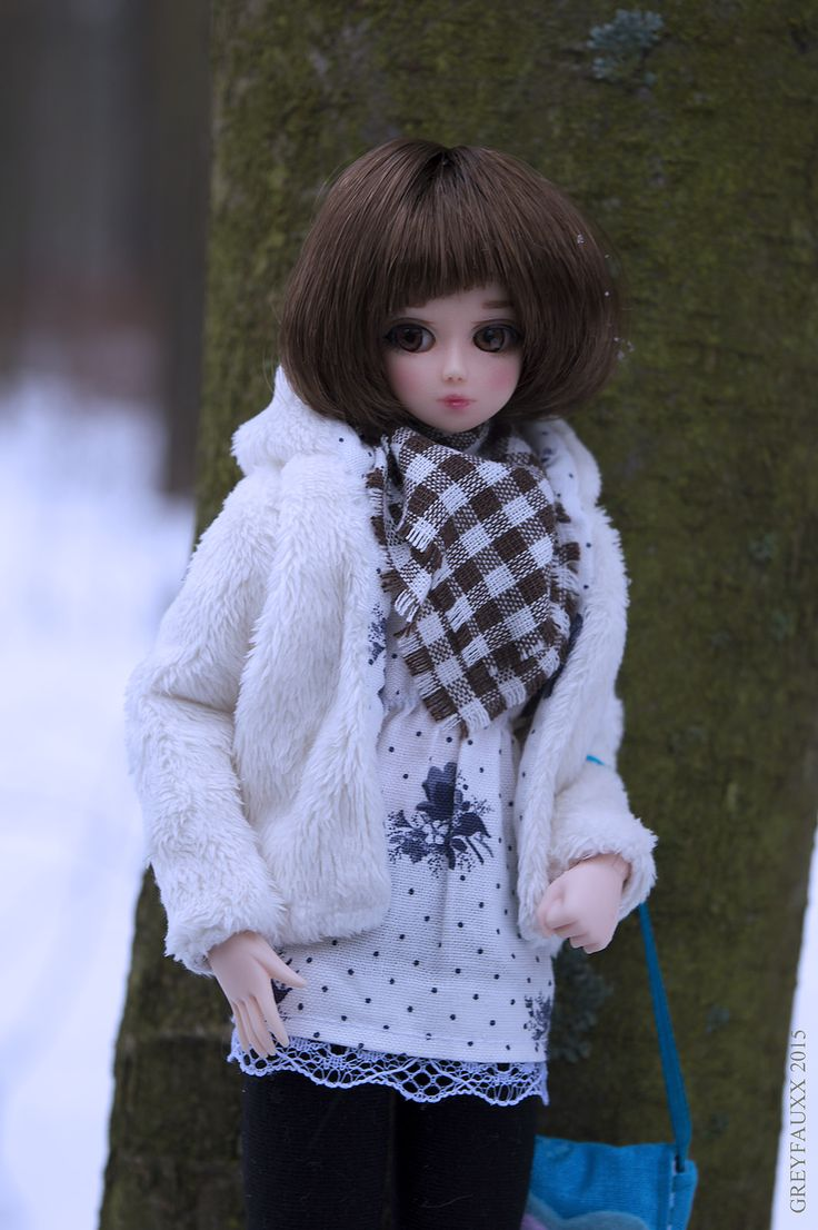 https://flic.kr/p/rg1Ft1 | City girl in the woods | Obitsu nano Gretel named Eve