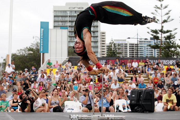 Surfers Paradise Festival 2014 - April 2 to 26. . A celebration of Gold Coast music, art, food and culture, the festival is here to entertain, intrigue, dazzle and delight.