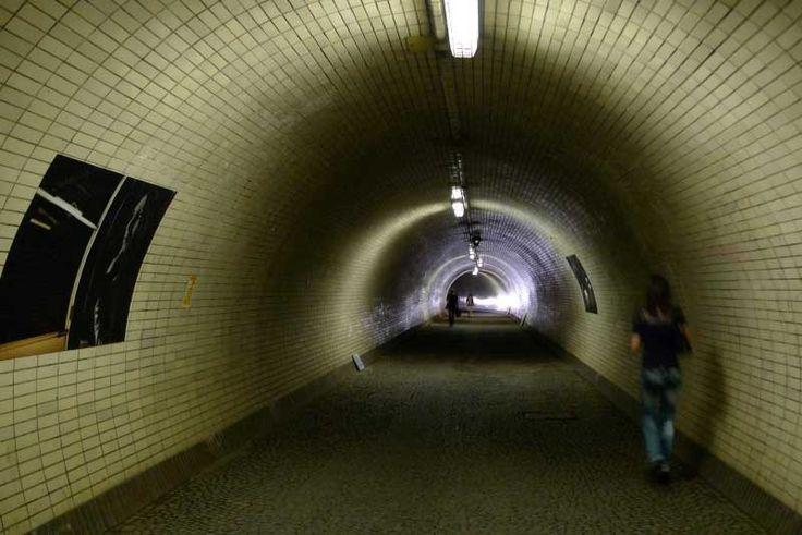 Žižkov Karlínský Tunnel Prague Post
