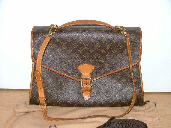 Vintage Louis Vuitton Bag Beverly Briefcase Large Satchel Handbag Com Handbags For Whole Designer Online Outlet