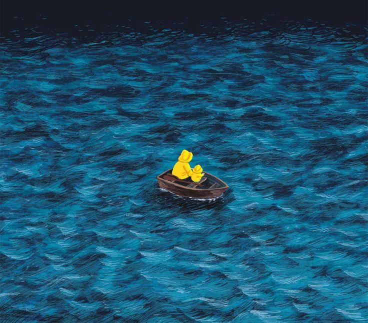 The Storm Whale | Benji Davies