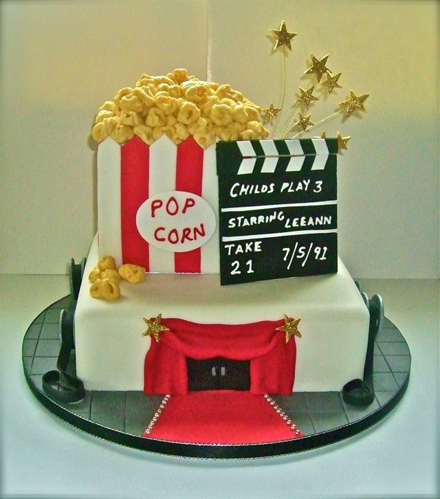Hollywood Cake Docrafts