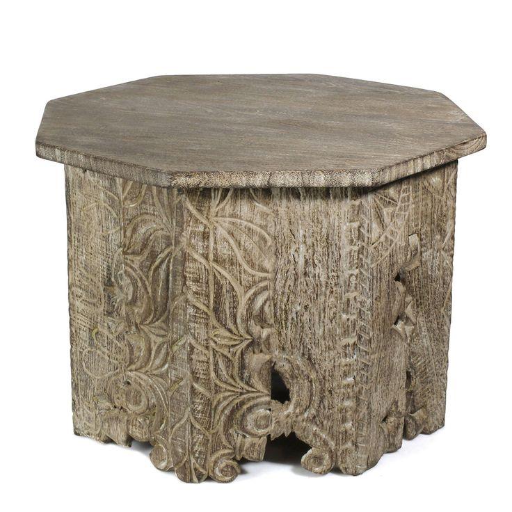 Portico Octagon Table