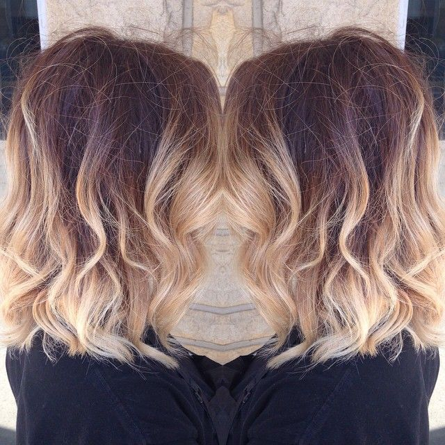 139 Best Color Melting Balayage And Ombr Hair Color Images On