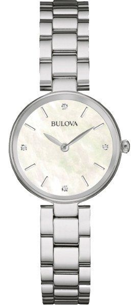 @bulova Watch Ladies #bezel-fixed #black-friday-special #bracelet-strap-steel #brand-bulova #case-material-steel #comparison #delivery-timescale-4-7-days #dial-colour-white #fashion #gender-ladies #keep-reduced #movement-quartz-battery #official-stockist-for-bulova-watches #packaging-bulova-watch-packaging #style-dress #subcat-classic #supplier-model-no-96s159 #vip-exclusive #warranty-bulova-official-3-year-guarantee #water-resistant-30m