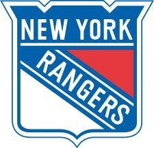 NY Rangers logo - LET'S GO RANGERS!!! #NYR