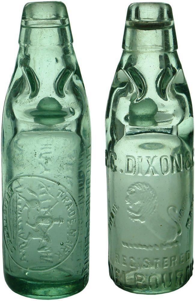 Realisations Public Auctions Bottles Codd Marble Bottle Old Bottles Vintage Bottles