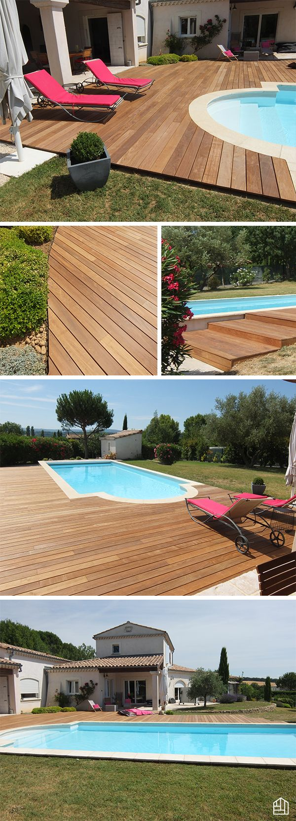 1000+ ideas about Bois Pour Terrasse on Pinterest  Maison de bois