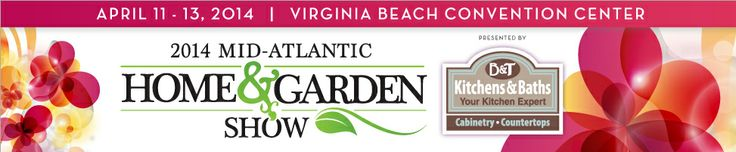 Join the Tidewater Builders Association for this fantastic event at the Va Beach Convention Center, featuring an exciting line-up of celebrities and home and garden experts,offering gardening activities that offer something for everyone in the family.    Siebert Realty Sandbridge Beach - Virginia Beach, VA