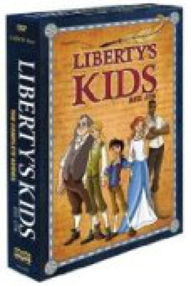 Liberty's Kids - Photo © DIC Entertainment