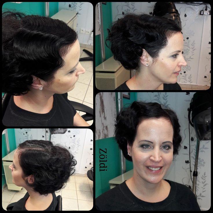 #zöldiszilvia #munkám #mywork #frizura #hairstyle