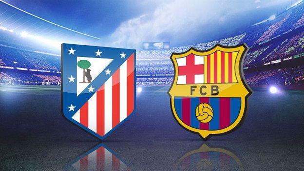 Bandar Bola - Prediksi Atletico Madrid vs Barcelona 2 Februari 2017 - Dua unggulan Juara, Atletico Madrid dan Barcelona harus bertemu di leg pertama
