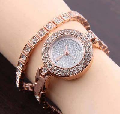 Stylish Girls Wrist Watches Latest Design 2015  (2)