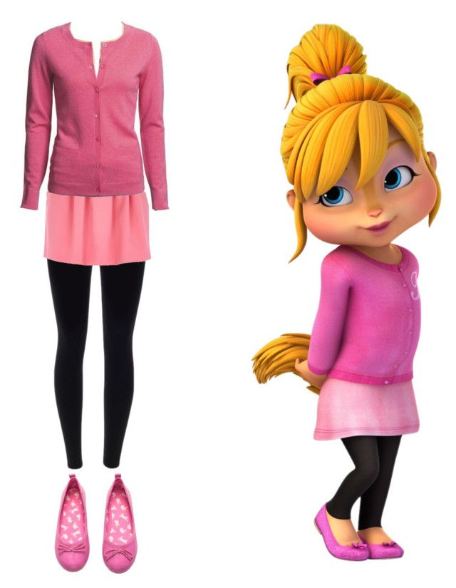 """Brittany- Chipettes Outfit"" by liampayne12345 on Polyvore"