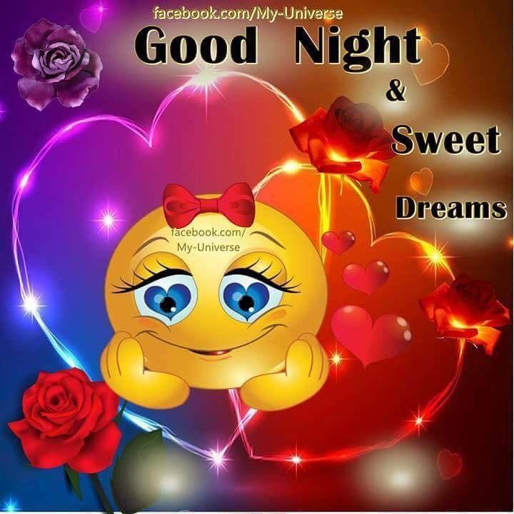 Smilies gute nacht Gute Nacht