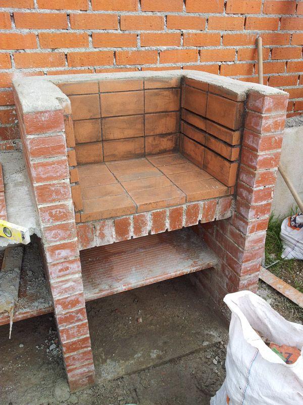 asadores de ladrillo buscar con google asador parillas pinterest barbacoa patios and living room colors