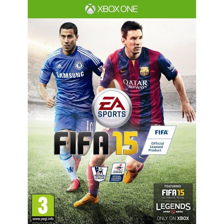 Fifa 15, Xbox One, Sports
