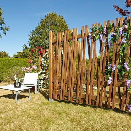 les 10 meilleures images propos de cl tures et panneaux sur pinterest bois classe 4 et panneau. Black Bedroom Furniture Sets. Home Design Ideas