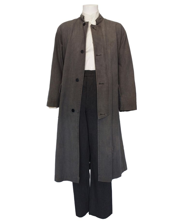 "Costume worn by Kevin Costner as Wyatt Earp in the Western movie ""Wyatt Earp"""