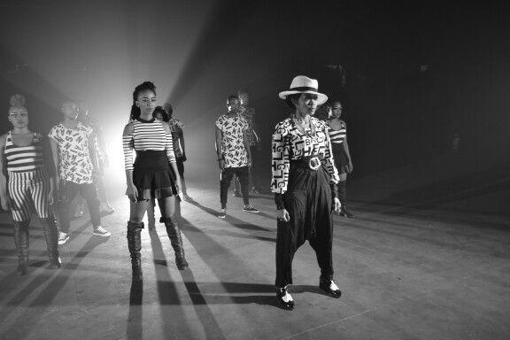 Styled Thembi Seete Thunsha Lerole music video